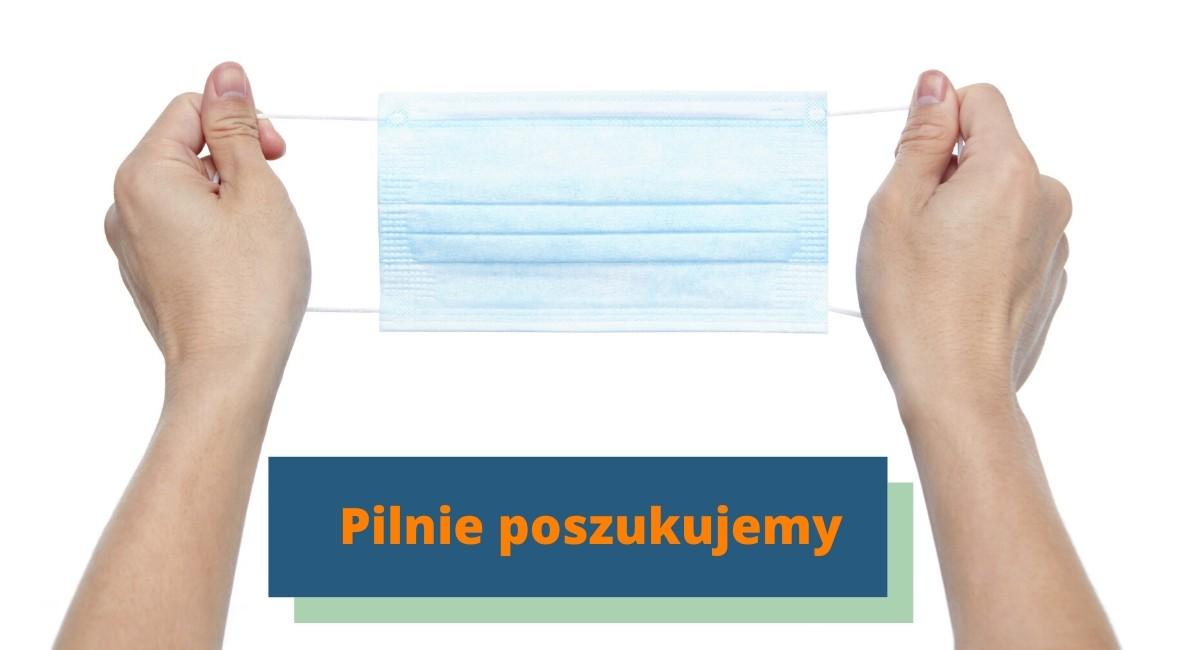 Epidemia koronawirusa - potrzebne pilnie maseczki